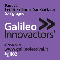 Galileo Innovactors' Festival