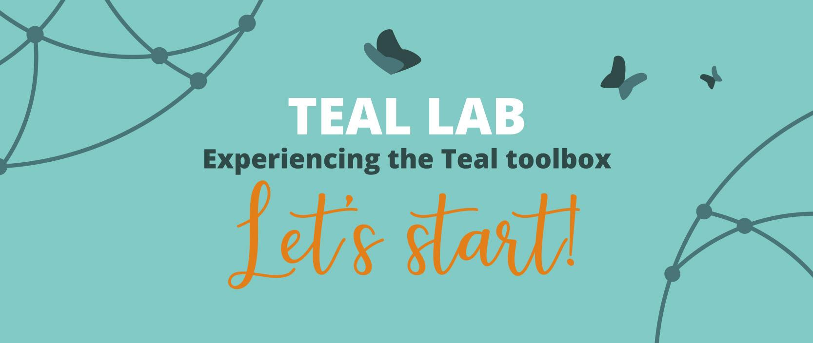 teal lab